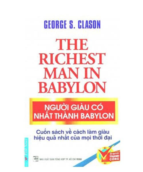 Người Giàu Có Nhất Thành Babylon (Tái Bản 2015)